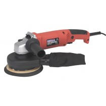 SEALEY DAS151 RANDOM ORBITAL SANDER VARIABLE SPEED DUST-FREE DIA 150MM 750W/230V