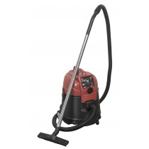 SEALEY DFS55 COMBINATION DUST-FREE/WET & DRY VACUUM SYSTEM AIR/ELECTRIC - 28LTR