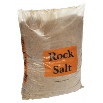 SEALEY DISB25KG DE-ICING ROCK SALT BROWN 25KG