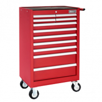 11 DRAWER TOOL CART / ROLL CAB / ROLLING TOOLBOX FROM BRITOOL EXPERT