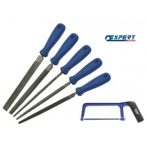 *SPECIAL OFFER* ENGINEERS FILE SET + FREE MINI HACKSAW FACOM EXPERT