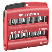 FACOM TOOLS E.120PB BIT HOLDER & BITS SET