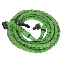 SEALEY EGH15 ELASTICATED GARDEN HOSE 15MTR