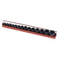 """AF IMPACT SOCKET SET 1/2"""" DRIVE FROM GENIUS TOOLS SIZES 3/8"""" - 1-1/4"""""""