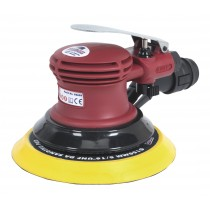 SEALEY GSA09 GENERATION SERIES AIR PALM ORBITAL SANDER 150MM DUST-FREE