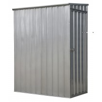 SEALEY GSS150819SD GALVANIZED STEEL SHED 1.5 X 0.8 X 1.9MTR