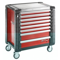 FACOM TOOLS JET.8M4 8 DRAWER RED ROLL CAB