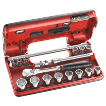 "SOCKET SET 3/8"" SQ DR FROM FACOM TOOLS JL.DBOX1"