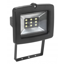 SEALEY LED044 FLOODLIGHT WITH WALL BRACKET 9 SMD LED 230V