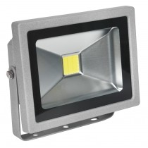 SEALEY LED120 COB LED FLOODLIGHT WITH WALL BRACKET 20W 230V