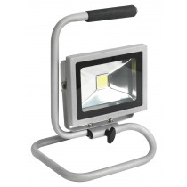 SEALEY LED120P COB LED PORTABLE FLOODLIGHT 20W 230V
