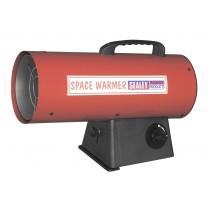 SEALEY LP40 SPACE WARMER PROPANE HEATER 42,000BTU/HR
