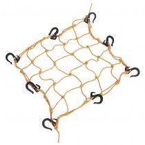 MOTORCYCLE/QUAD CARGO NET FROM SEALEY MCN1 SYSP