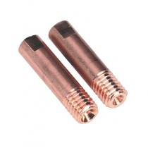 CONTACT TIP 1MM TB15 PACK OF 2 FROM SEALEY MIG912 SYSP
