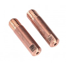CONTACT TIP 0.8MM ALUMINIUM TB15 PACK OF 2 FROM SEALEY MIG927 SYSP
