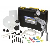 SILVERLINE ELITE AUTOMOTIVE TEST KIT / BRAKE BLEEDER PRESSURE & VACUUM MITYVAC MV8500