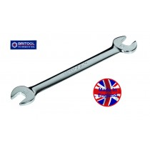 BRITOOL ENGLAND OEM1415 METRIC OPEN JAW SPANNER / WRENCH 14mm x 15mm