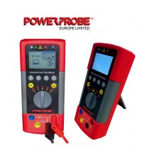 DIGITAL MULTIMETER / AUTOMOTIVE TEST METER FROM POWER PROBE