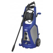 SEALEY PW4000 PROFESSIONAL PRESSURE WASHER 160BAR WITH TSS & ROTABLAST NOZZLE 230V