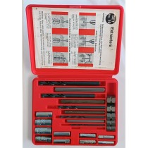 RIGID USA NO.10 SCREW EXTRACTOR DRILL AND GUIDE SET
