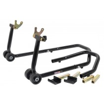 SEALEY RPS6 MOTORCYCLE FRONT/REAR COMBINATION STAND