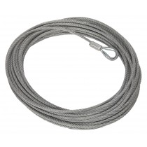 WIRE ROPE (DIA.10.3MM X 29MTR) FOR RW5675 FROM SEALEY RW5675.WR SYD