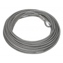 SEALEY RW6815.WR WIRE ROPE (11.5MM X 28MTR) FOR RW6815