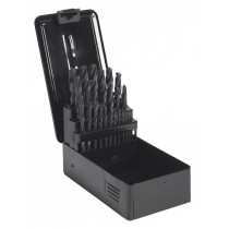 SIEGEN S0482 DRILL BIT SET 25PC METRIC HSS