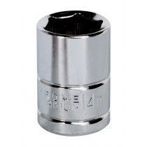 """14MM 3/8"""" SQ. DRIVE SOCKET WITH WALLDRIVE FROM SIEGEN S0581"""