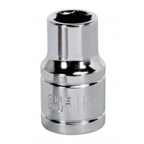 """11MM 1/2"""" SQ DRIVE SOCKET WITH WALLDRIVE FROM SIEGEN S0649"""