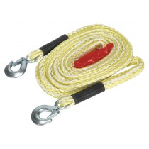 SIEGEN S0975 TOW ROPE 2000KG ROLLING LOAD CAPACITY