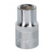 "SOCKET 12MM 1/2""SQ DRIVE FROM SEALEY S1212 SYSP"