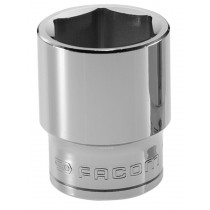 FACOM TOOLS S.17H 1/2 INCH 6-POINT OGV SOCKET