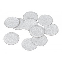 SANDING DISC DIA.50MM 60GRIT PACK OF 10 FROM SEALEY SA701D60G SYSP