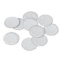 SANDING DISC DIA.50MM 80GRIT PACK OF 10 FROM SEALEY SA701D80G SYSP