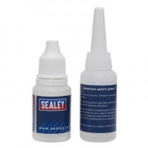 FAST-FIX FILLER & ADHESIVE - CLEAR