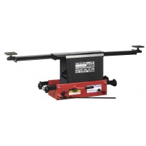 SEALEY SJBEX200LP JACKING BEAM 2TONNE LOW PROFILE WITH ARM EXTENDERS & ROLLER SUPPORTS