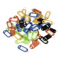KEY TAG ASSORTMENT 50PC FROM SEALEY SKTAG50 SYSP