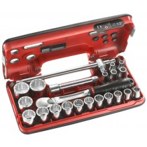 FACOM TOOLS SL.DBOX412 1/2 INCH SOCKET SET