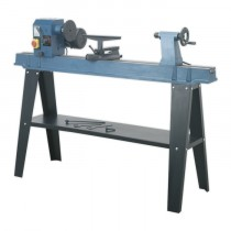 WOOD LATHE 10-SPEED 1100MM CENTRES FROM SEALEY