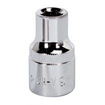 "SOCKET 9MM 1/2""SQ DRIVE FULLY POLISHED FROM SEALEY SP1209 SYSP"