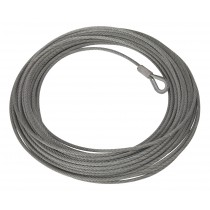 WIRE ROPE (DIA.7.2MM X 32MTR) FOR SRW2720 FROM SEALEY SRW2720.WR SYC