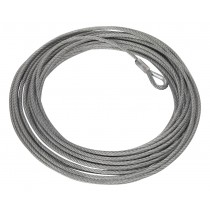 WIRE ROPE (DIA.9.2MM X 26MTR) FOR SWR4300 & SRW5450 FROM SEALEY SRW5450.WR SYC