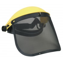 SEALEY SSP11G BROW GUARD & FULL GRILLE FACE SHIELD