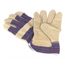RIGGER'S GLOVES PAIR FROM SEALEY SSP12 SYSP