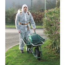 HOODED COVERALL GENERAL PURPOSE LARGE FROM SEALEY SSP267-L SYSP