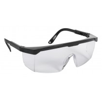 SAFETY SPECTACLES - CLEAR LENS FROM SEALEY SSP28 SYSP