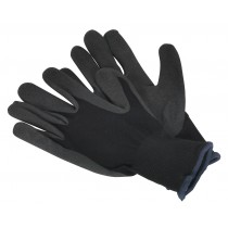 NITRILE FOAM PALM GLOVES - LARGE FROM SEALEY SSP62L SYSP