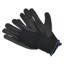 NITRILE FOAM PALM GLOVES - X-LARGE FROM SEALEY SSP62XL SYSP
