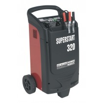 SEALEY SUPERSTART320 STARTER/CHARGER 300/45AMP 12/24V 230V